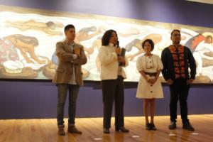 Será inaugurada la exposición permanente XX en el XXI. Colección del Museo Nacional de Arte