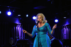 Cady Huffman Returns to The Green Room 42 as MISS PEGGY LEE