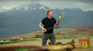 National Geographic Presents New Series GORDON RAMSAY: UNCHARTED
