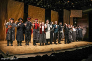 FIDDLER ON THE ROOF, IN YIDDISH Hosts Refugee Audience In Honor Of World Refugee Day
