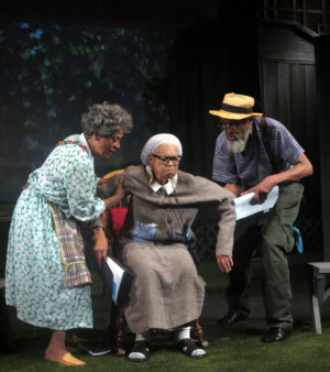 BWW Review: IMMINENTLY YOURS at The Negro Ensemble Company, Inc.