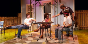 BWW Review: WHEN FISHIES RAIN DOWN FROM THE SKY at Bunbury Theatre