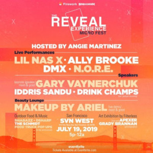 Lil Nas X to Headline The Reveal Experience
