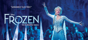 Bid Now on Four Tickets to FROZEN on Broadway