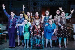 BWW Review: THE UNMANAGEABLE SISTERS at The Abbey Theatre