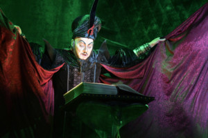 BWW Interview: ALADDIN's Jonathan Weir Talks Playing the Disney Villain