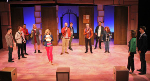 BWW Review: LEGALLY BLONDE is a Fabulously Fun Musical at Cortland Repertory Theatre