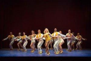 BWW Review: 42ND STREET at Ogunquit Playhouse