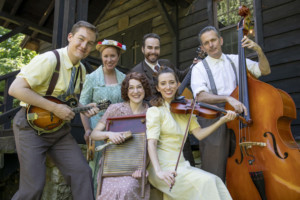 The Bluegrass Gospel Musical SMOKE ON THE MOUNTAIN Opens This Weekend At Totem Pole Playhouse