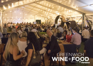 GREENWICH WINE + FOOD FESTIVAL Friday 9/20 and Saturday 9/21 in Greenwich Connecticut