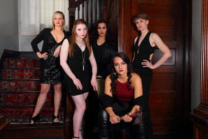 BWW Review: LIZZIE Rocks the Borden House at The Human Race Theatre Company