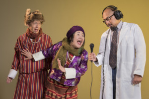 Whimsical Comedy THE LANGUAGE ARCHIVE Comes to TheatreWorks