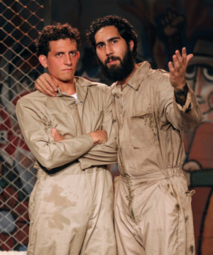 Theater for the New City's BARABBAS Opens Thursday