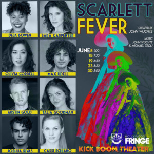 Review: Stylistic SCARLETT FEVER Recounts the Mostly True Story of David O. Selznick's Search to Find his Unknown Star