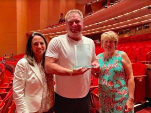 Educational Theatre Association President's Award Honors Bob Heinrichs