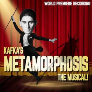 Broadway Records Will Release KAFKA'S METAMORPHOSIS: THE MUSICAL!