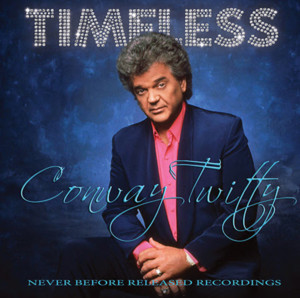 Conway Twitty's HELLO DARLIN' Released to Radio by Country Rewind Records