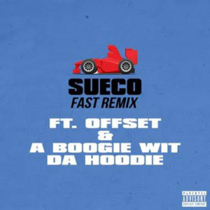 Offset and A Boogie Wit Da Hoodie Join Sueco The Child For FAST (Remix)