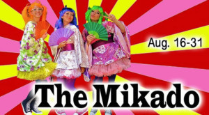 Pacific Opera Project Reprises Production Of THE MIKADO At Highland Park Ebell Club