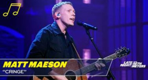Matt Maeson Drops Grandson Remix Following His TV Debut Last Night