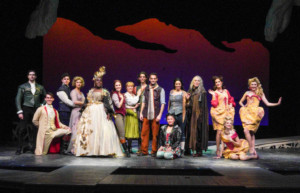 BWW Review: INTO THE WOODS at Barrington Stage Company is a Delightful Journey Well Worth Going On.