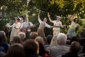 BWW Review: A MIDSUMMER NIGHT'S DREAM, Arundel & Ladbroke Gardens