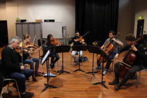 John Eliot Gardiner & MCO's Apprentices Program Welcomes Young String Players