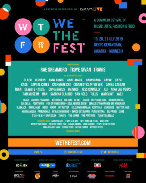 Travis Added To We The Fest Lineup