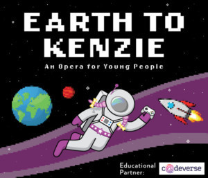 Lyric Unlimited Presents EARTH TO KENZIE for Young Audiences