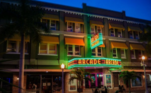 Bill Smith, Inc. Announces the Sale of Arcade Theatre, Bradford Block, and Adjacent Parking Lot to Florida Repertory Theatre