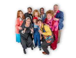 BWW Review: DISASTER! at Cockpit in Court Summer Theatre at Essex Community College is a HOOT