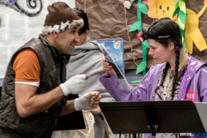Center Theatre Group to Host Free Library Play Reading Series