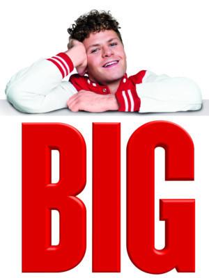 Full Cast Announced For BIG At Dominion Theatre