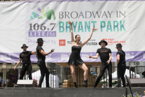 BE MORE CHILL, OKLAHOMA!, BEETLEJUICE, and More Set For Broadway In Bryant Park