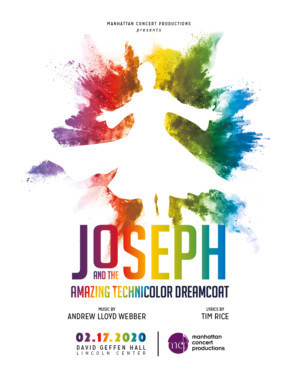 Breaking: Manhattan Concert Productions Will Present 50th Anniversary Concert of JOSEPH AND THE AMAZING TECHNICOLOR DREAMCOAT in 2020