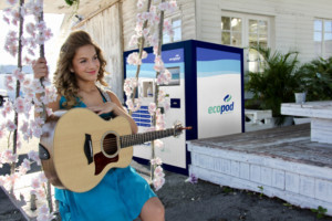 Penelope Robin To Become Youth Ambassador of EcoPod Refill Kiosks