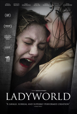 Amanda Kramer's Psychological Thriller LADYWORLD Hits Theaters and VOD This August