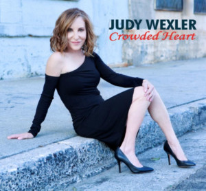 Judy Wexler to Hold San Diego CD Release Concert for 'Crowded Heart'