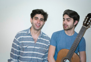 BWW Interview: Patrick And Daniel Laazour of WE LIVE IN CAIRO at American Repertory Theatre