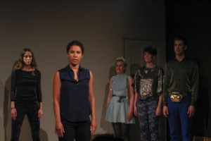 BWW Review: FALL PRETTIER, The Space