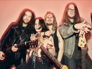 Tyler Bryant & The Shakedown Drop New Song RIDE
