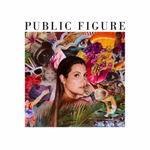V Blackburn Releases New EP 'Public Figure'