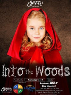 On Pitch Performing Arts Announces Open Auditions for INTO THE WOODS