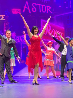 BWW Review: Kylie Arseneau Was Born to Play Millie in THOROUGHLY MODERN MILLIE at the River Ridge Center for the Arts
