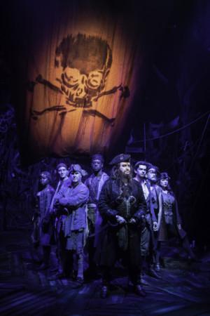 BWW Review: BLACKBEARD at Signature Theatre