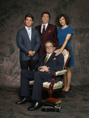 HBO to Debut THE RIGHTEOUS GEMSTONES on August 18