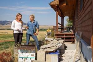 HGTV Announces New Series MOUNTAIN MAMAS