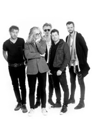 """Collective Soul's BLOOD Lands At #3 On Billboard's """"Alternative Albums"""" Chart, With Strong Debuts Across Multiple Charts"""