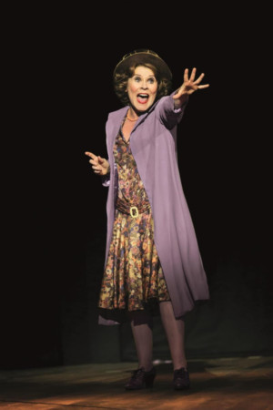 GYPSY Starring Imelda Staunton is Now Streaming on PBS