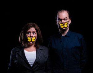 Down Stage Right Productions Presents SILENCE! THE MUSICAL